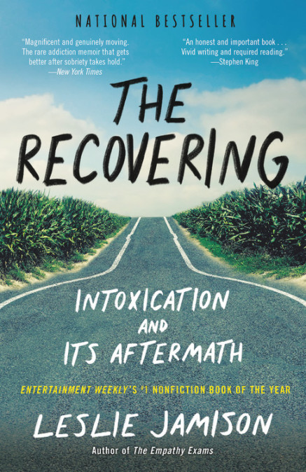 'The Recovering' by Leslie Jamison