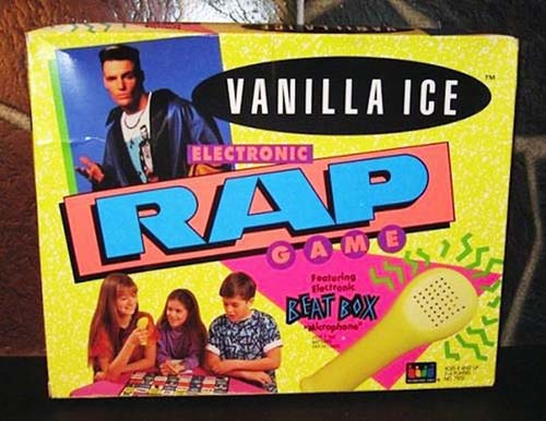 Vanilla Ice: Electronic Rap
