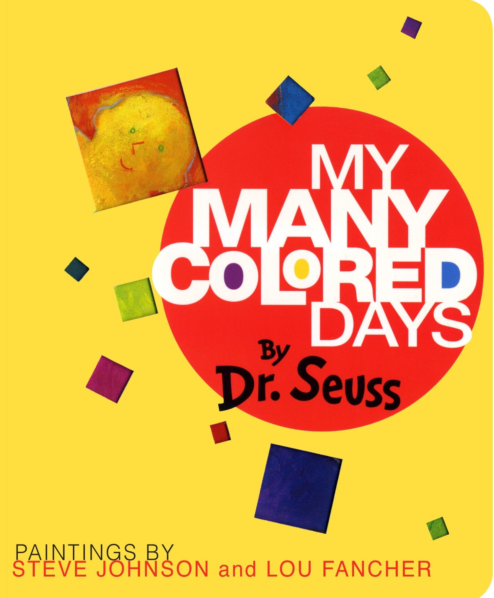 4. 'My Many Colored Days'