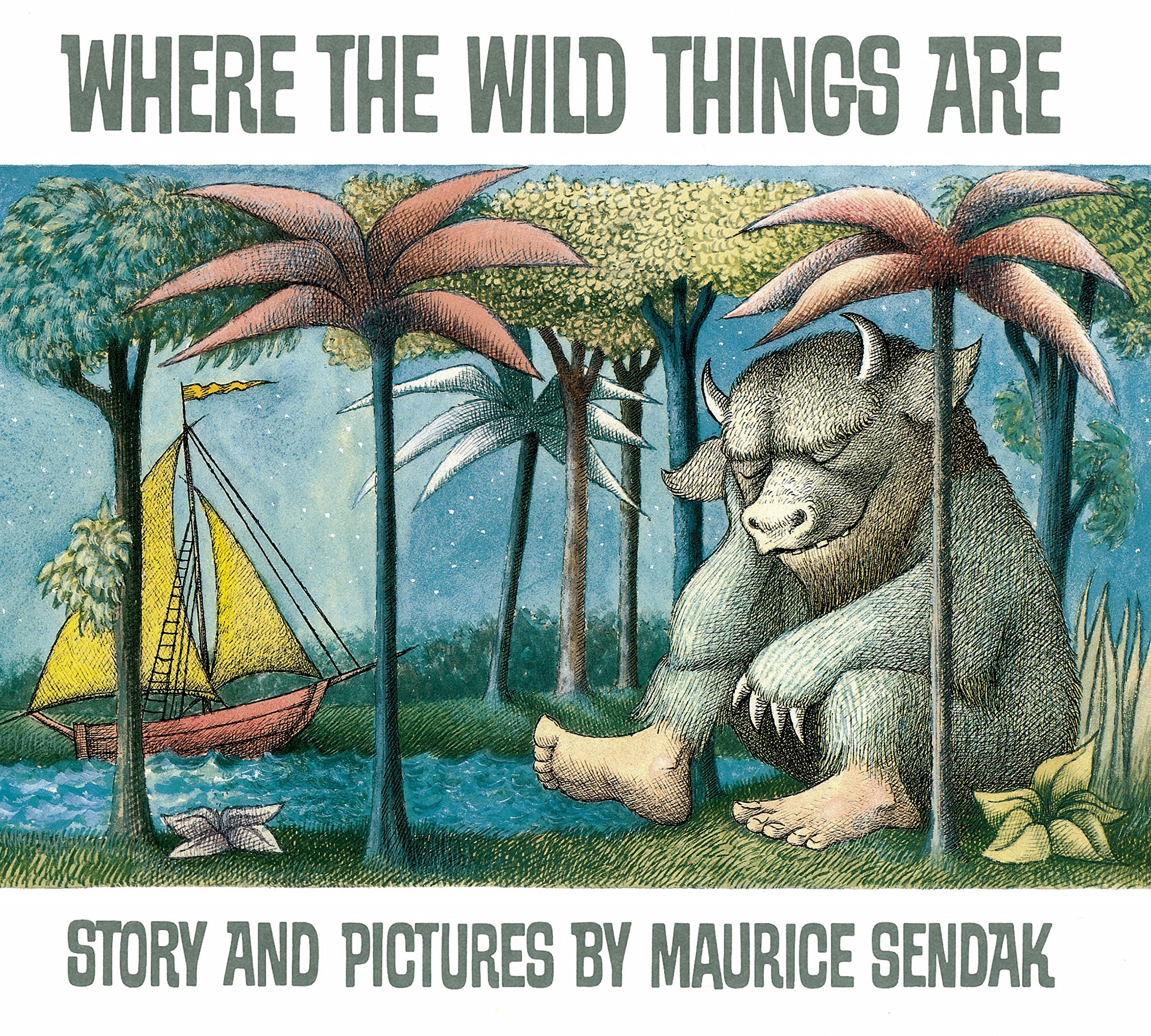 1. 'Where the Wild Things Are'