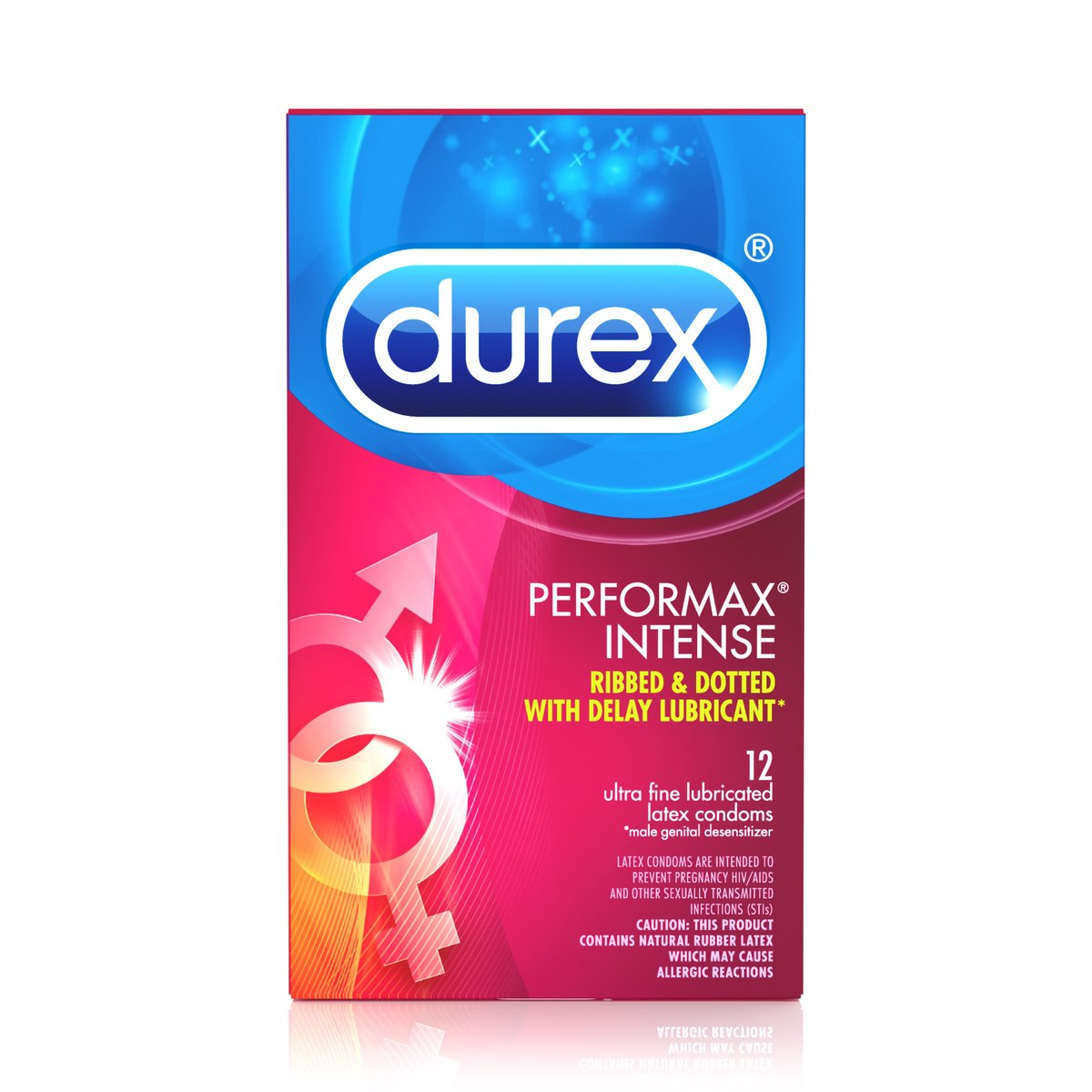 6. Durex Performax Intense