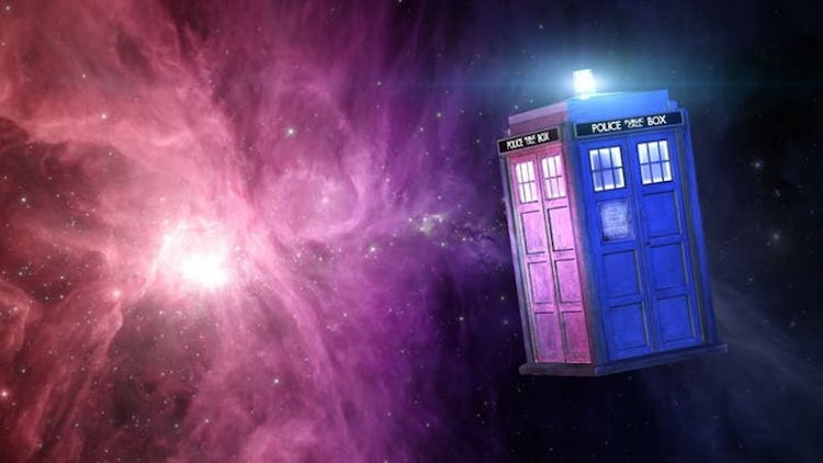 1. TARDIS (Doctor Who)