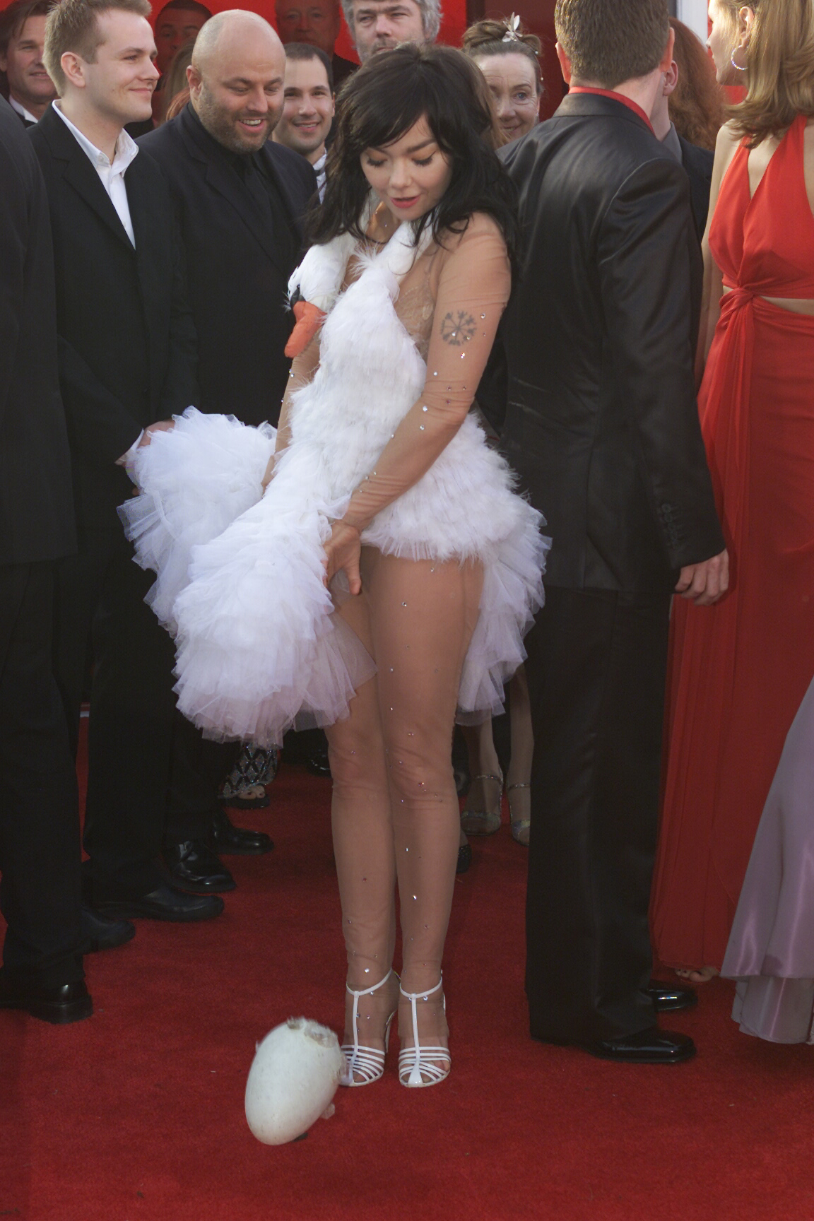 Bjork - 2001 Academy Awards