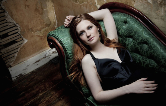 Bonnie Wright Country in This Is London