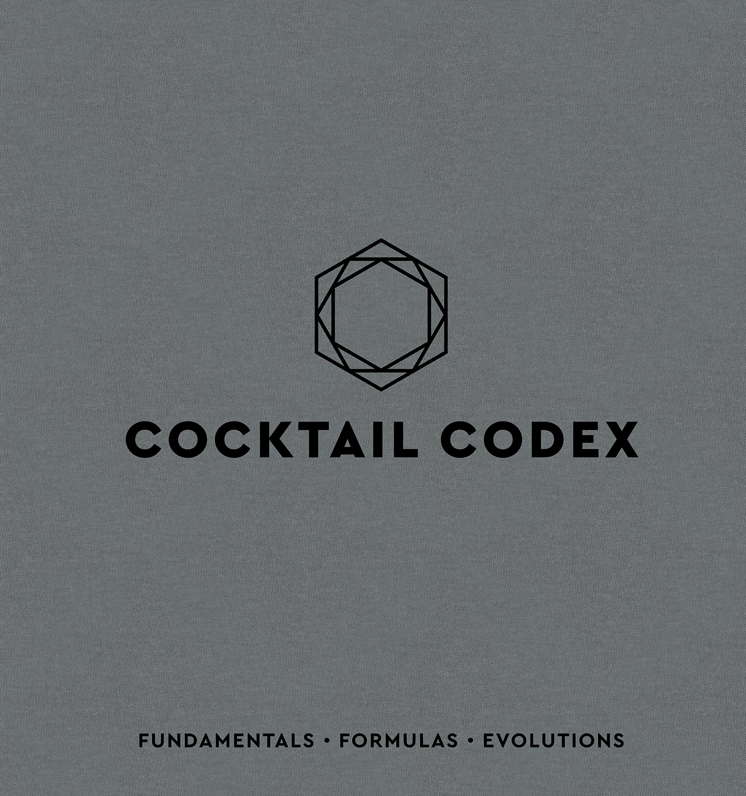 'Cocktail Codex' by Alex Day