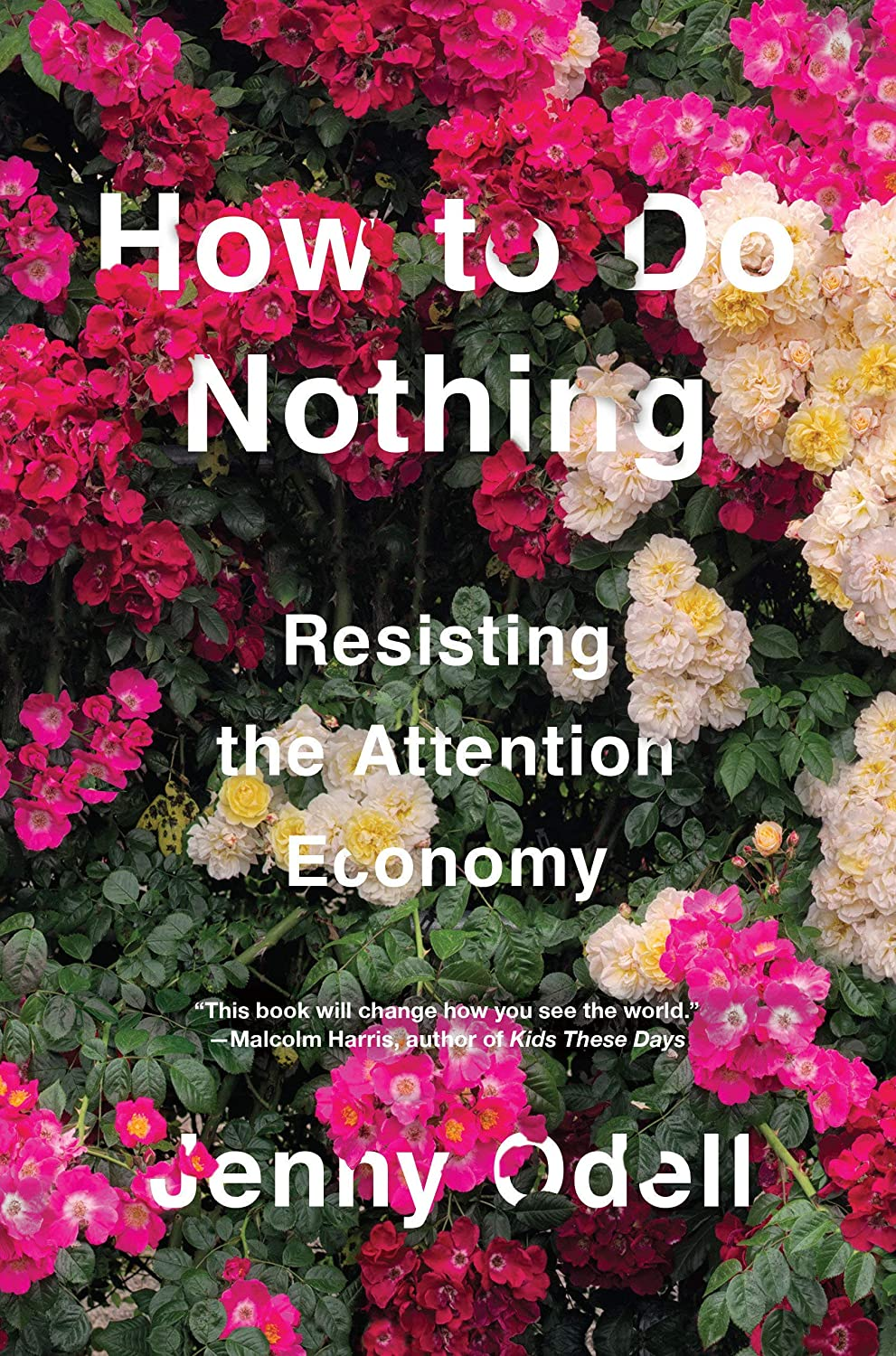 'How to Do Nothing: Resisting the Attention Economy' by Jenny Odell