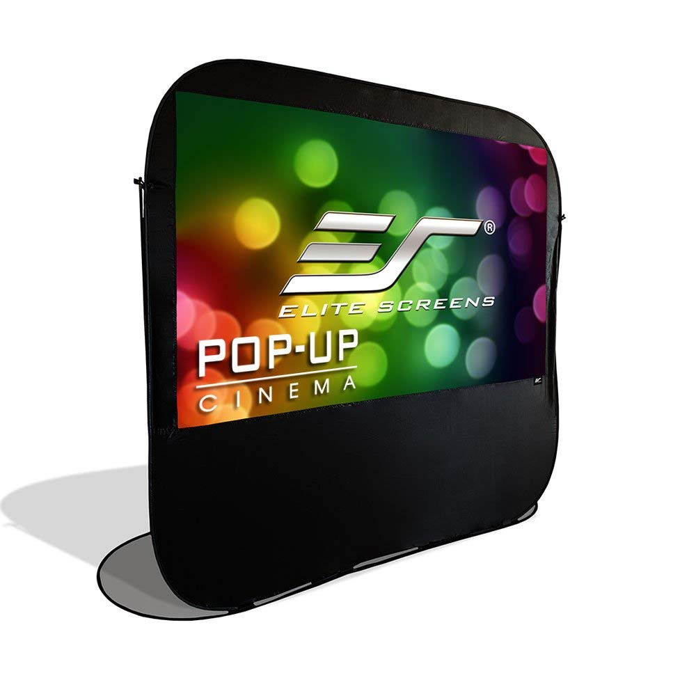 Elite Screens Pop-Up Cinema