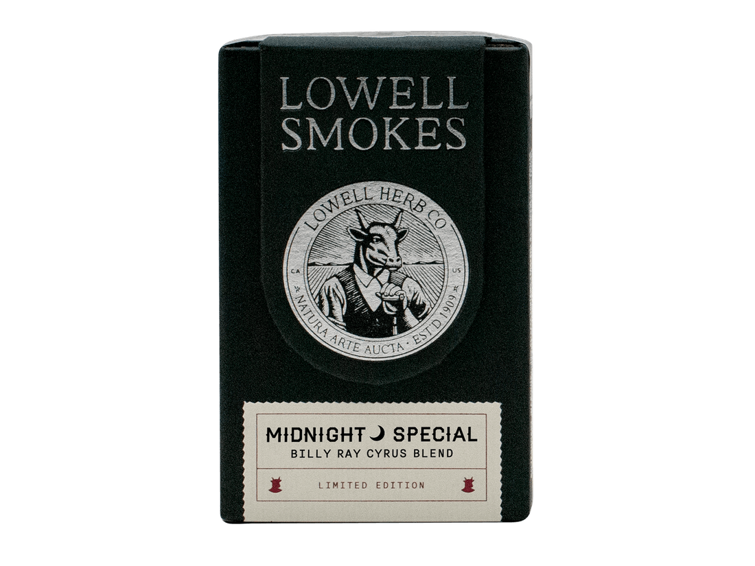 Lowell Midnight Special Pack