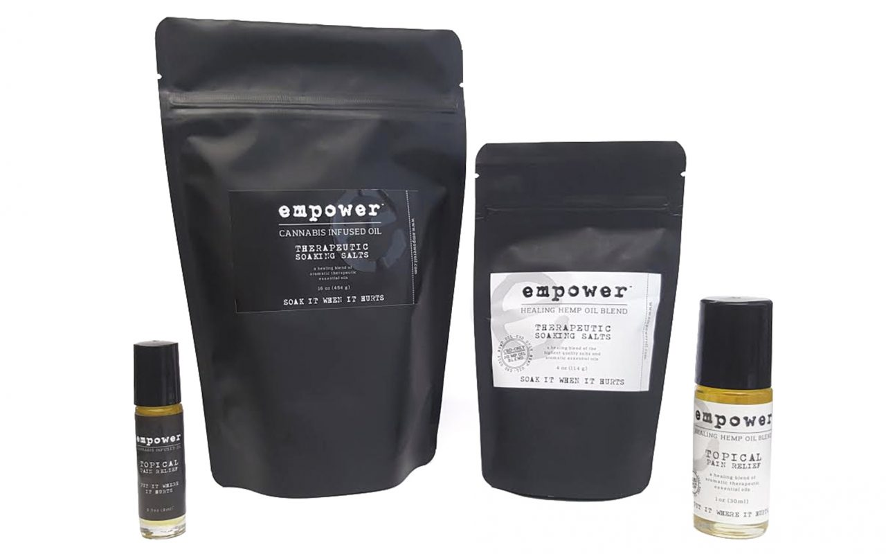 Empower Soaking Salts