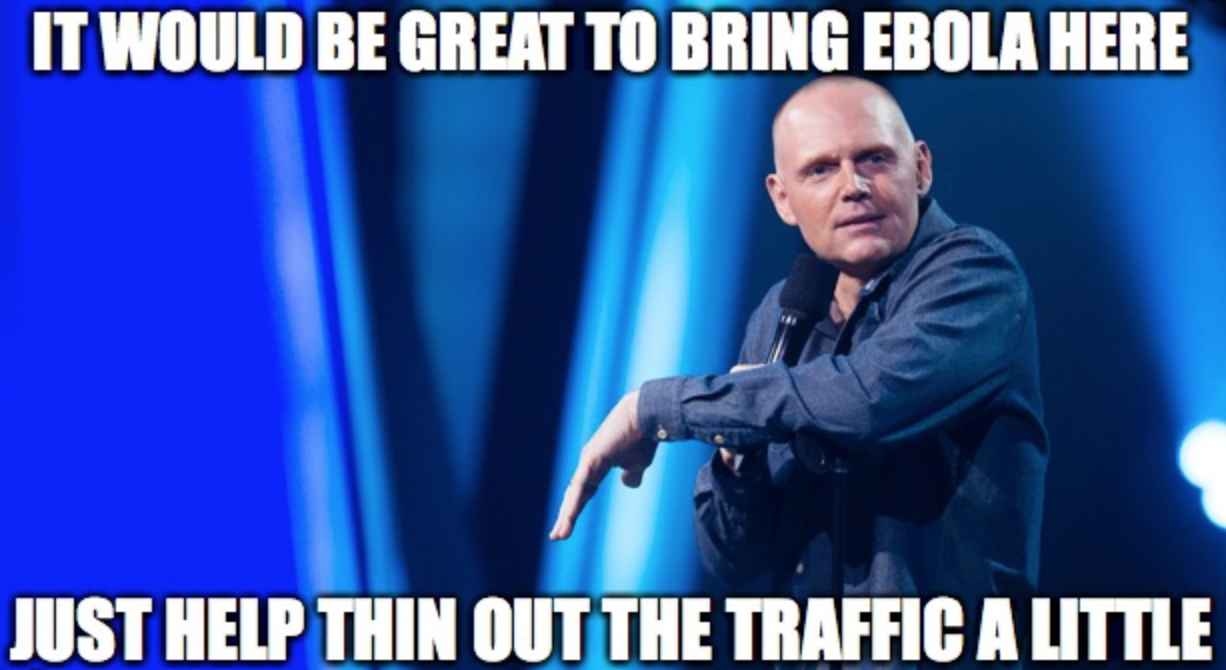 "Bill Burr - ""Walk Your Way Out"""