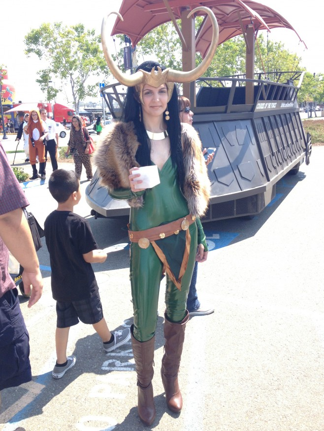 Comic-Con 2013: Day 1 Cosplay