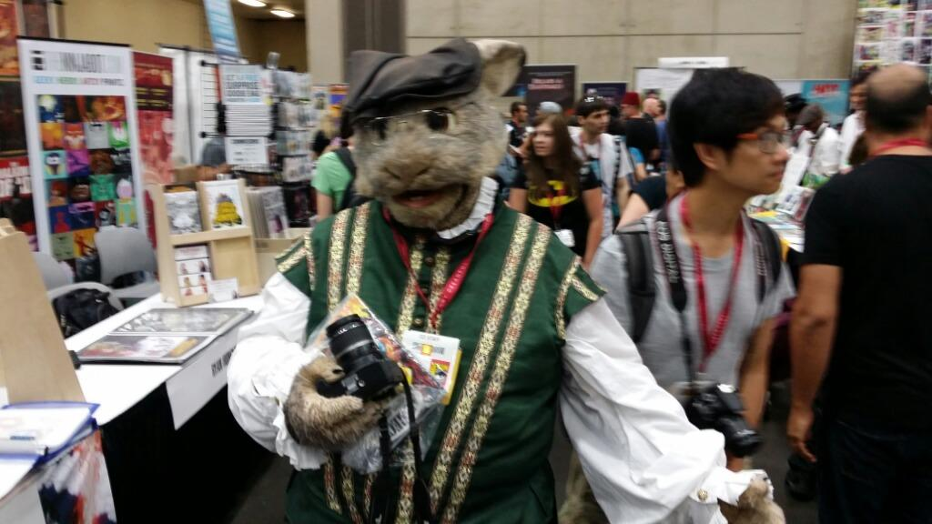 Comic-Con 2014 Cosplay Gallery