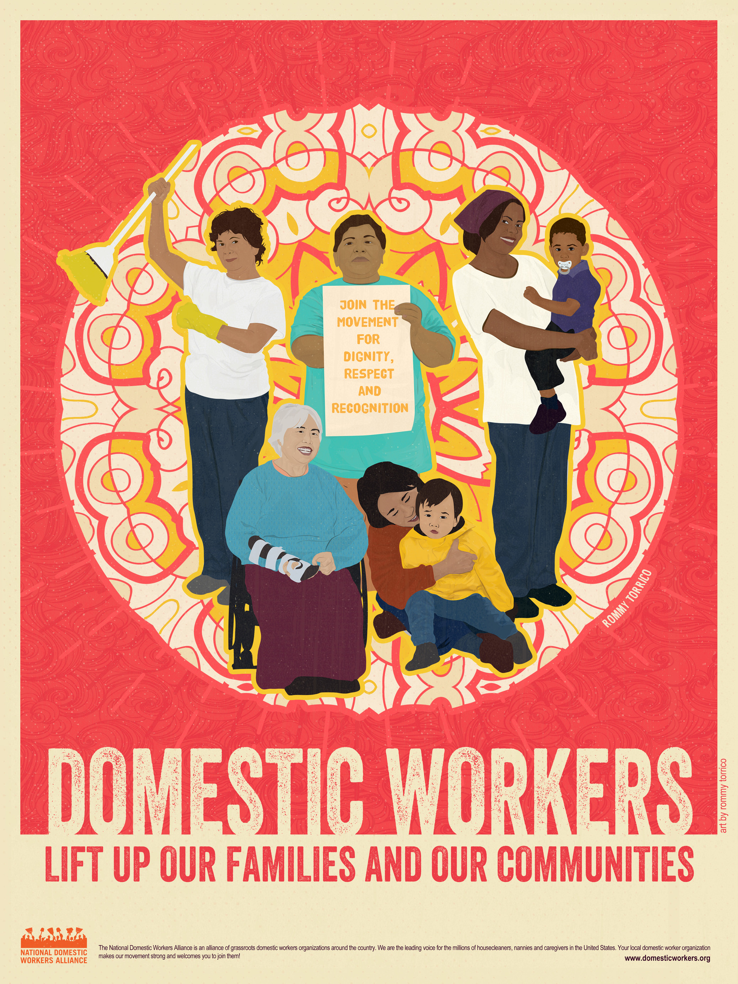 National Domestic Workers Alliance (NDWA)