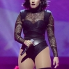 Demi Lovato and Nick Jonas performing on their 'Future Now' Tour at Air Canada Centre in Toronto. Featuring: Demi Lovato Where: Toronto, Canada When: 23 Jul 2016 Credit: Dominic Chan/WENN.com