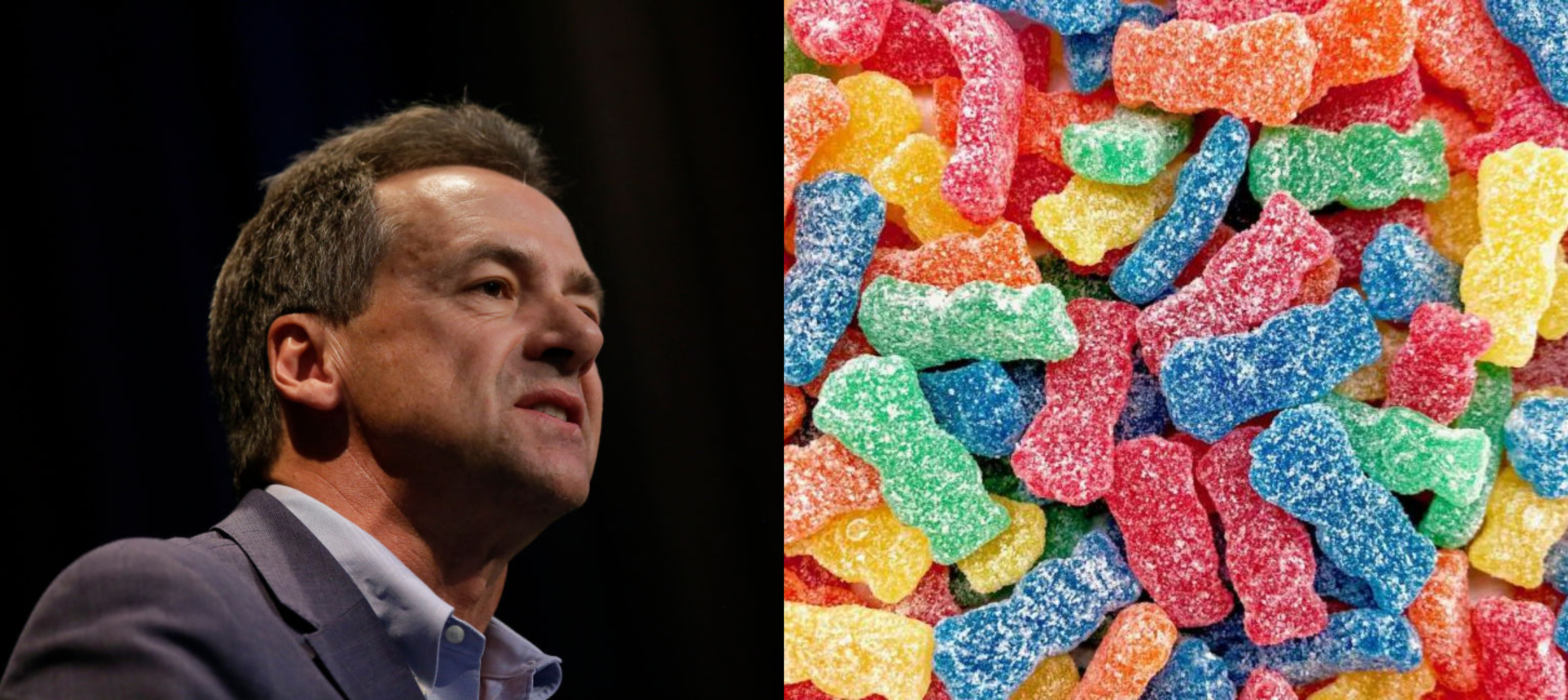 Steve Bullock – Sour Patch Kids