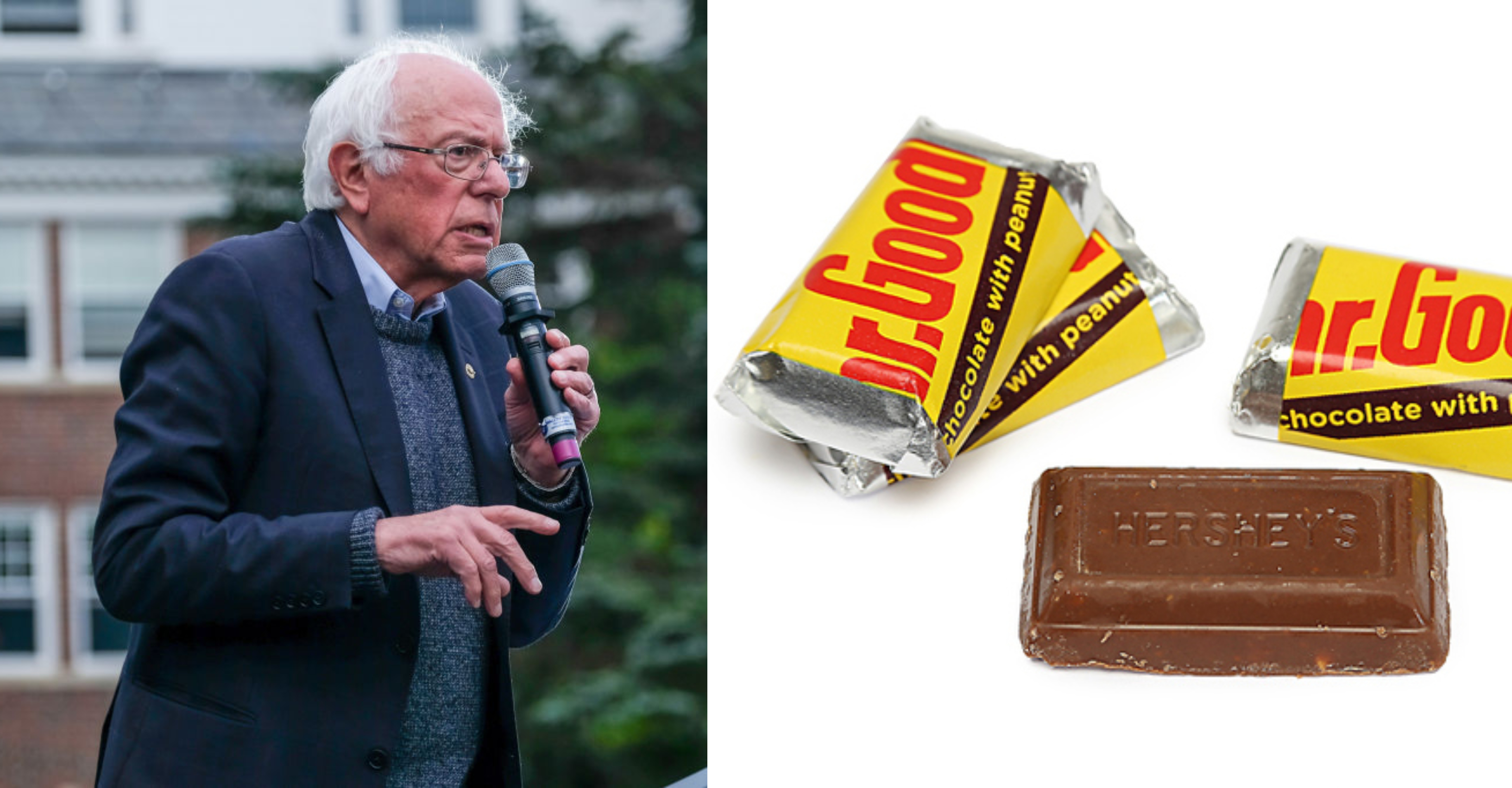 Bernie Sanders – Mr. Goodbar