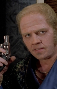 Biff Tannen from 'Back to the Future Part II'