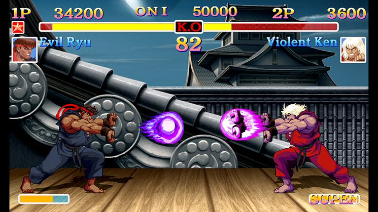 'Ultra Street Fighter 2: The Final Challengers'