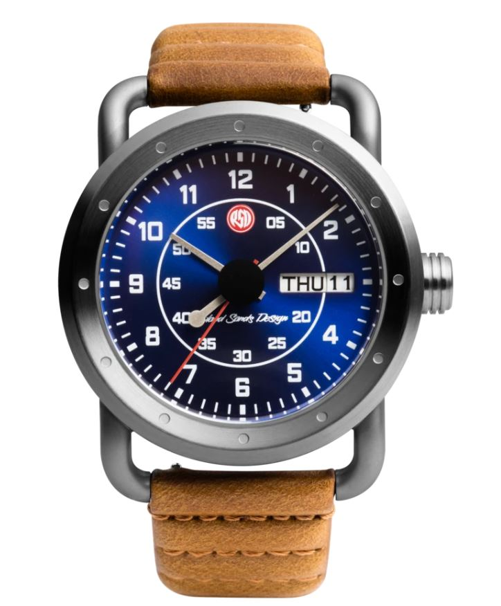 Roland Sands' Icon Signature Series Watch