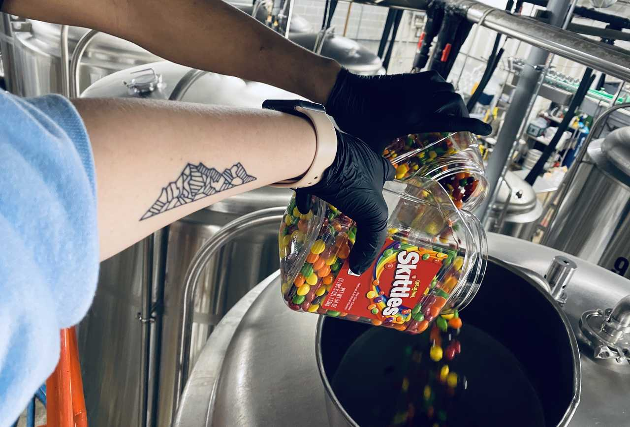 Just For Big Kids: Trix and Skittles Combine Fruity Sugar Warfare in New Beer