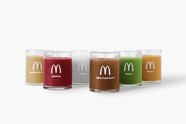 McDonald's Fast-Food Scented Candles Smell Like Your Lowest Self-Esteem, Only Matter of Time Before You Try to Eat One, Too