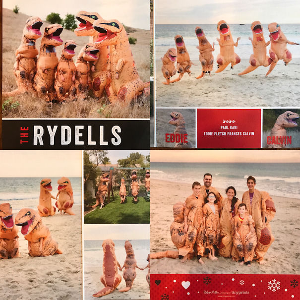 The Horror of Concept Christmas Cards Missing the Concept of Christmas