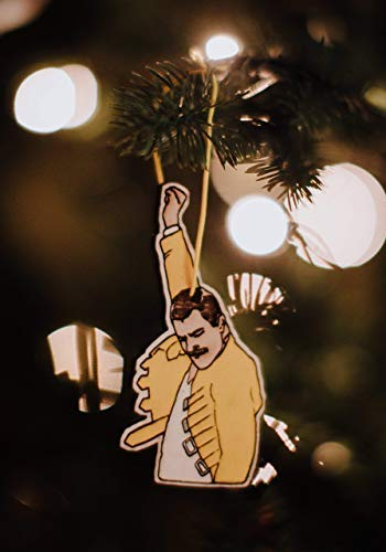Queen Christmas Ornament