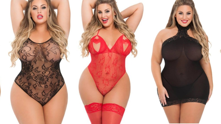 Lovehoney 12 Nights of Seduction Plus-Size Lingerie Calendar