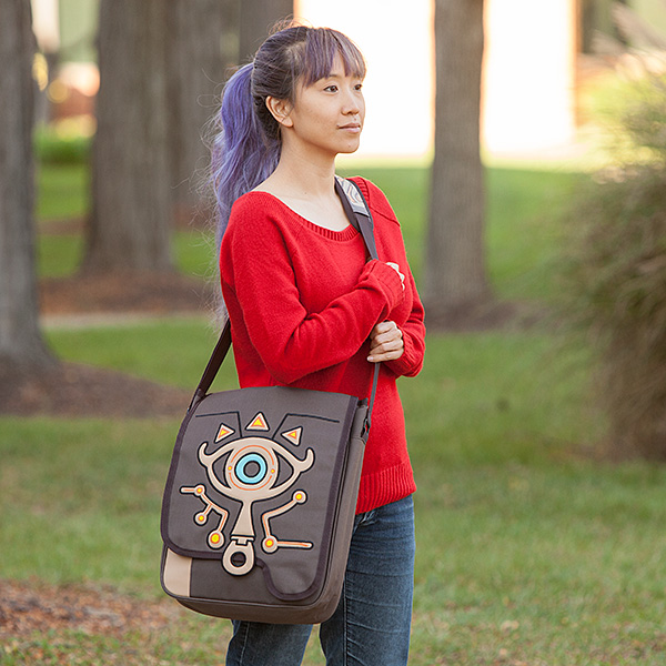 Take This: 'Legend of Zelda' Sheikah Slate Satchel