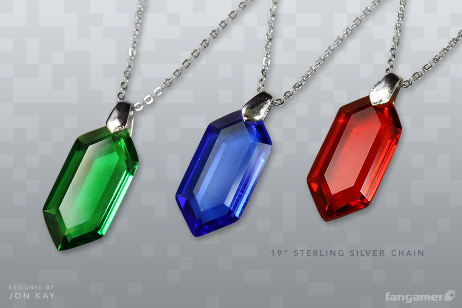 Hidden Treasure: Rupee Necklaces
