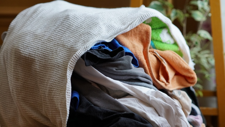 Repurpose Old Clothes As Rags