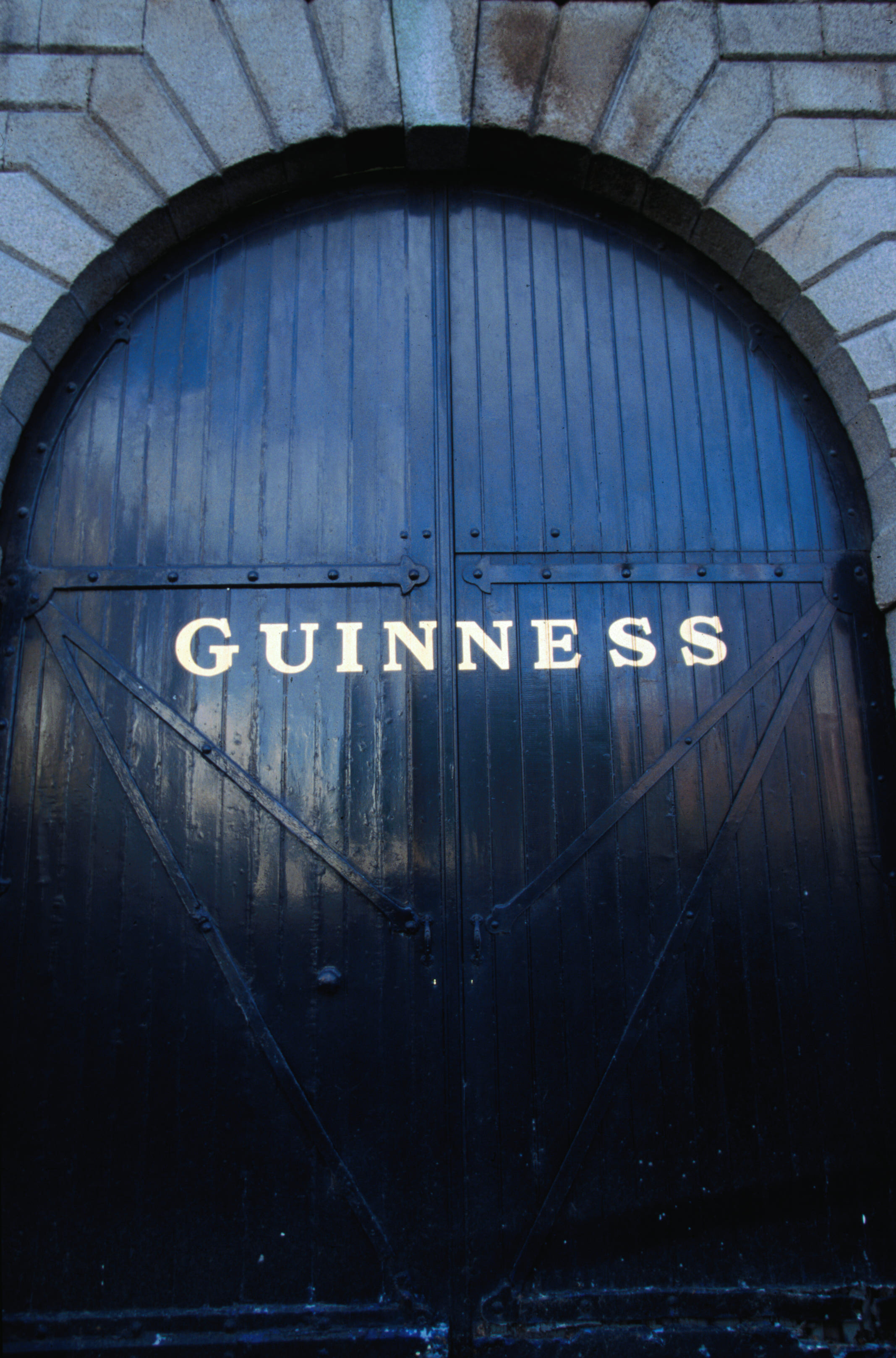 Guinness Draught has been available since 1959.