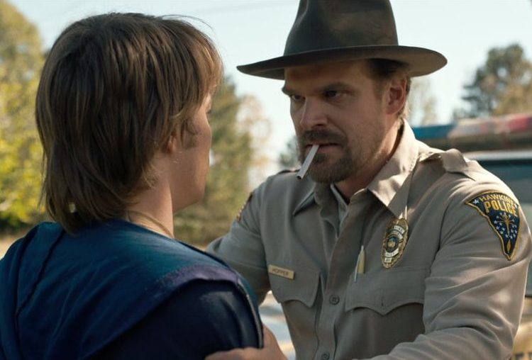 The Chief Hopper Handbook to Being an Adult That Kids Will Respect (And Other Stranger Things)