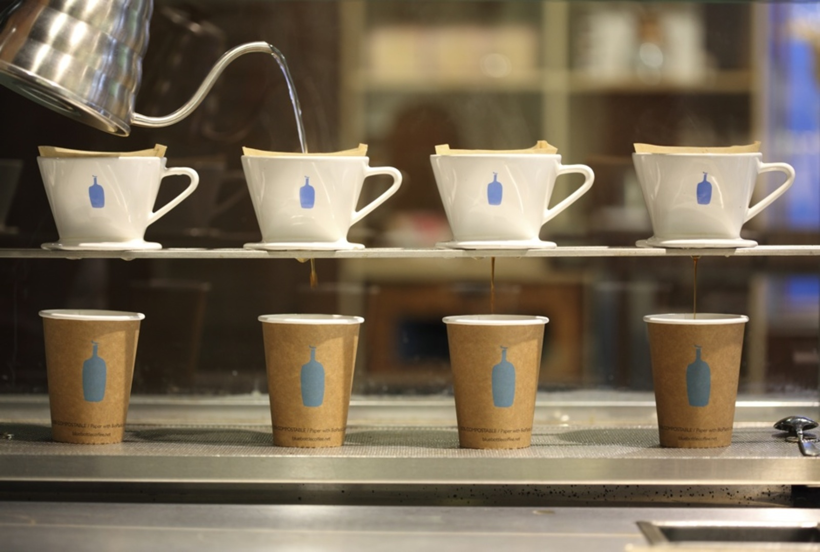 Blue Bottle's Port of Mokha