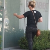 Hilary Duff arriving at a gym in West HollywoodFeaturing: Hilary DuffWhere: West Hollywood, California, United StatesWhen: 26 Aug 2015Credit: WENN.com