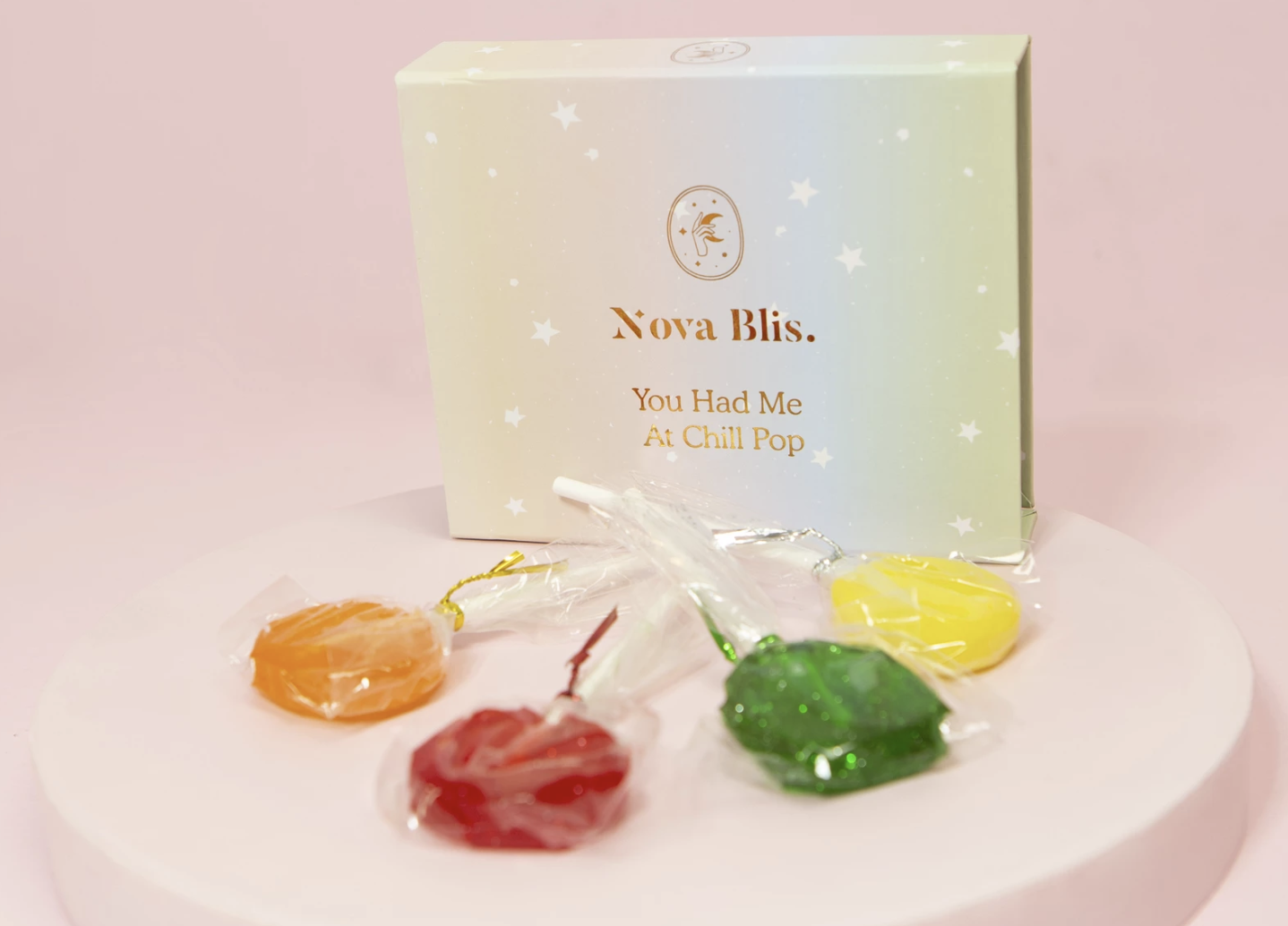 Novabliss: CBD Lollipops