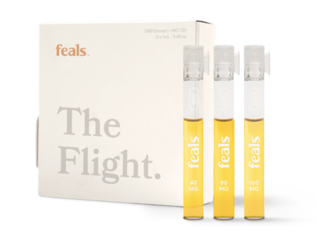 Feals CBD Flight