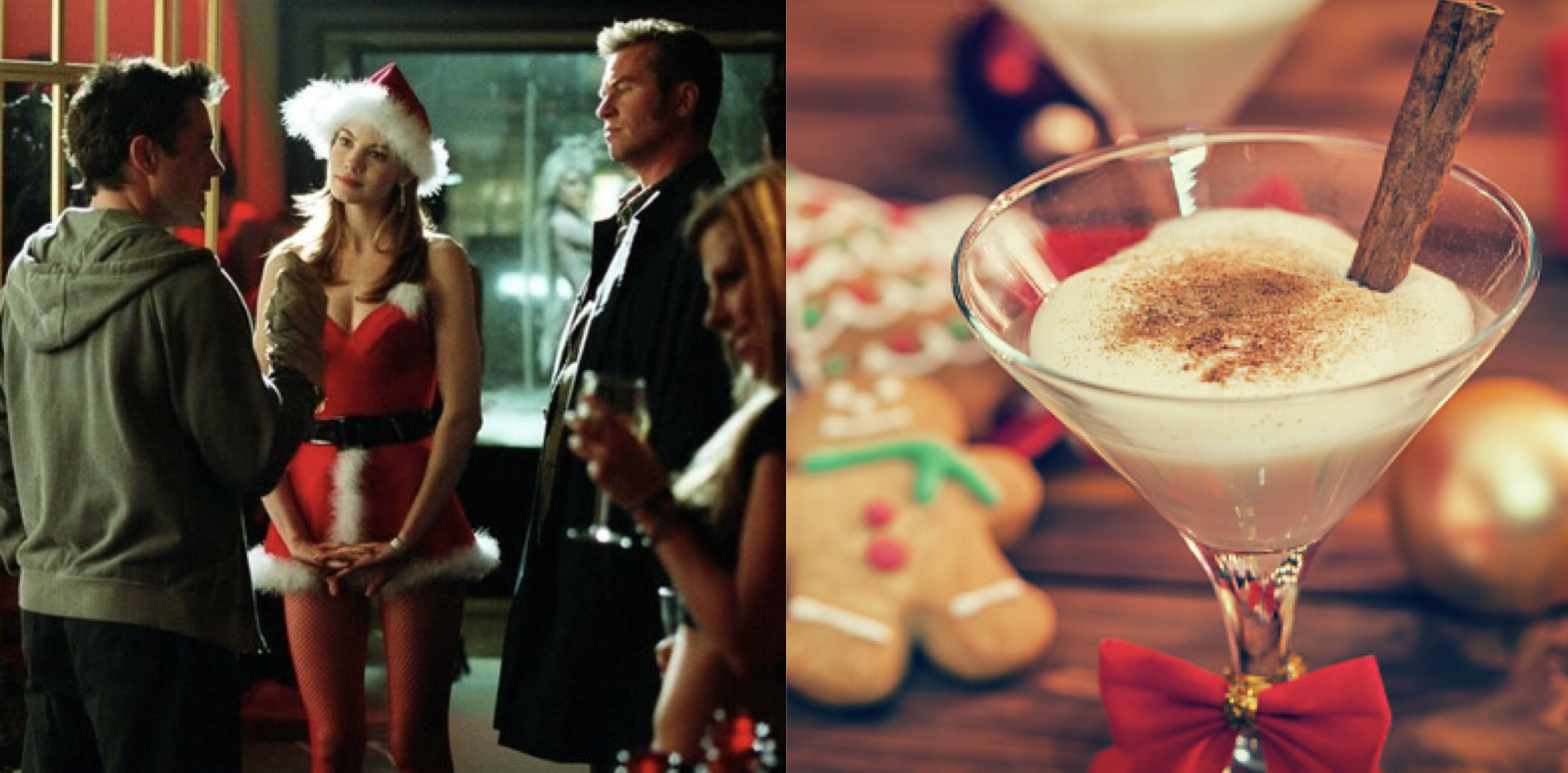 'Kiss Kiss Bang Bang' and a Gingerbread Daiquiri