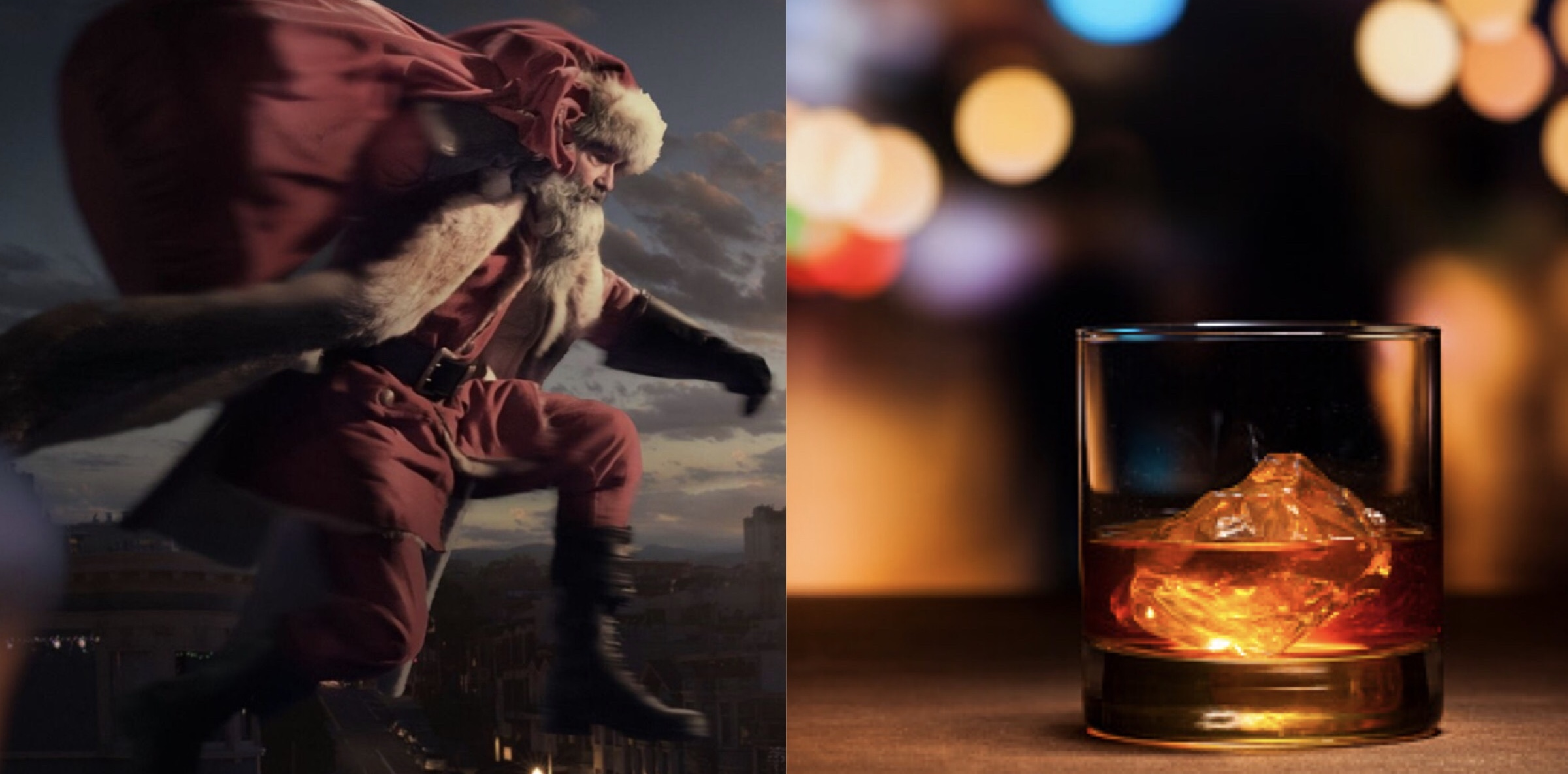 'The Christmas Chronicles' and a Single Malt Scotch