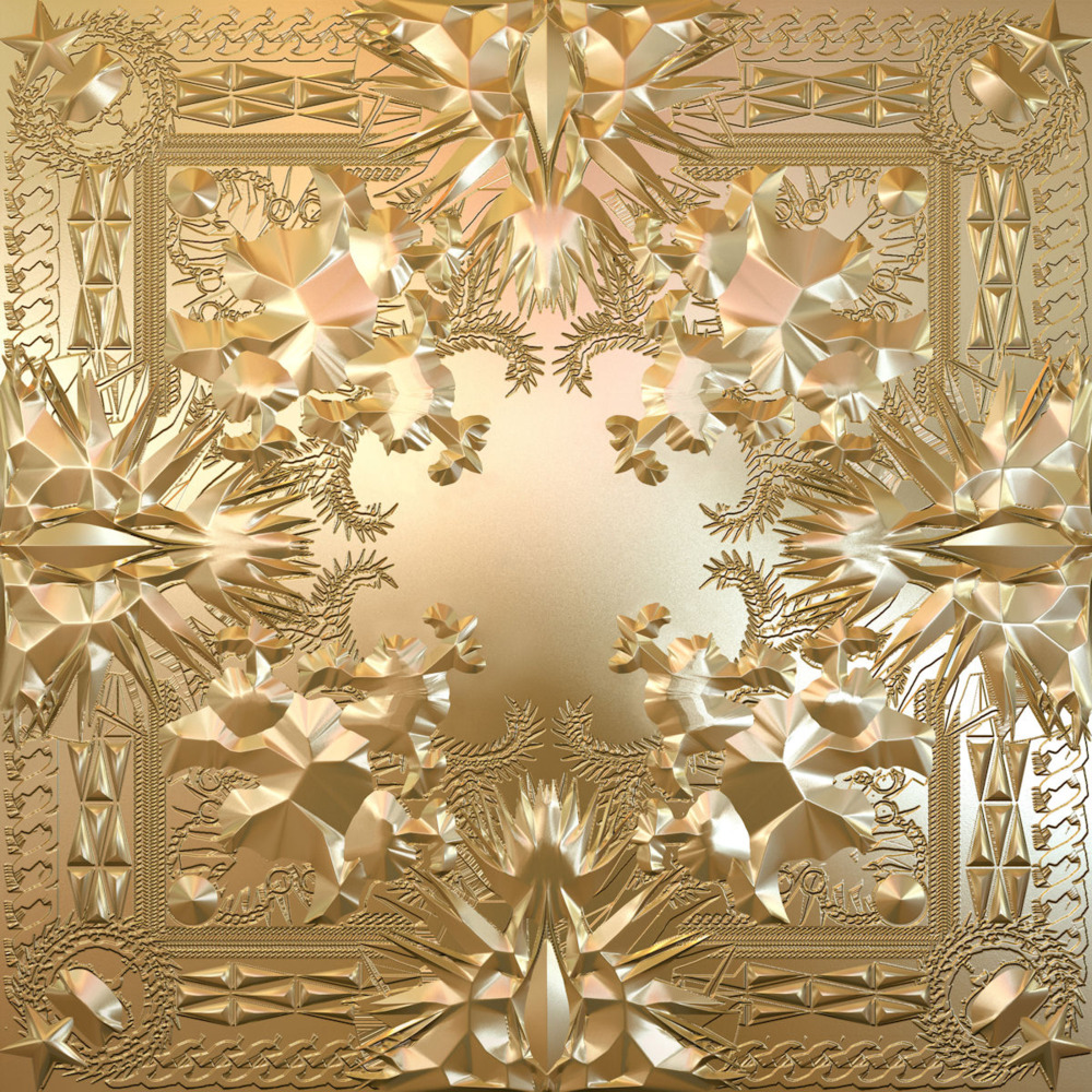 5. 'Watch the Throne' (With Jay-Z)