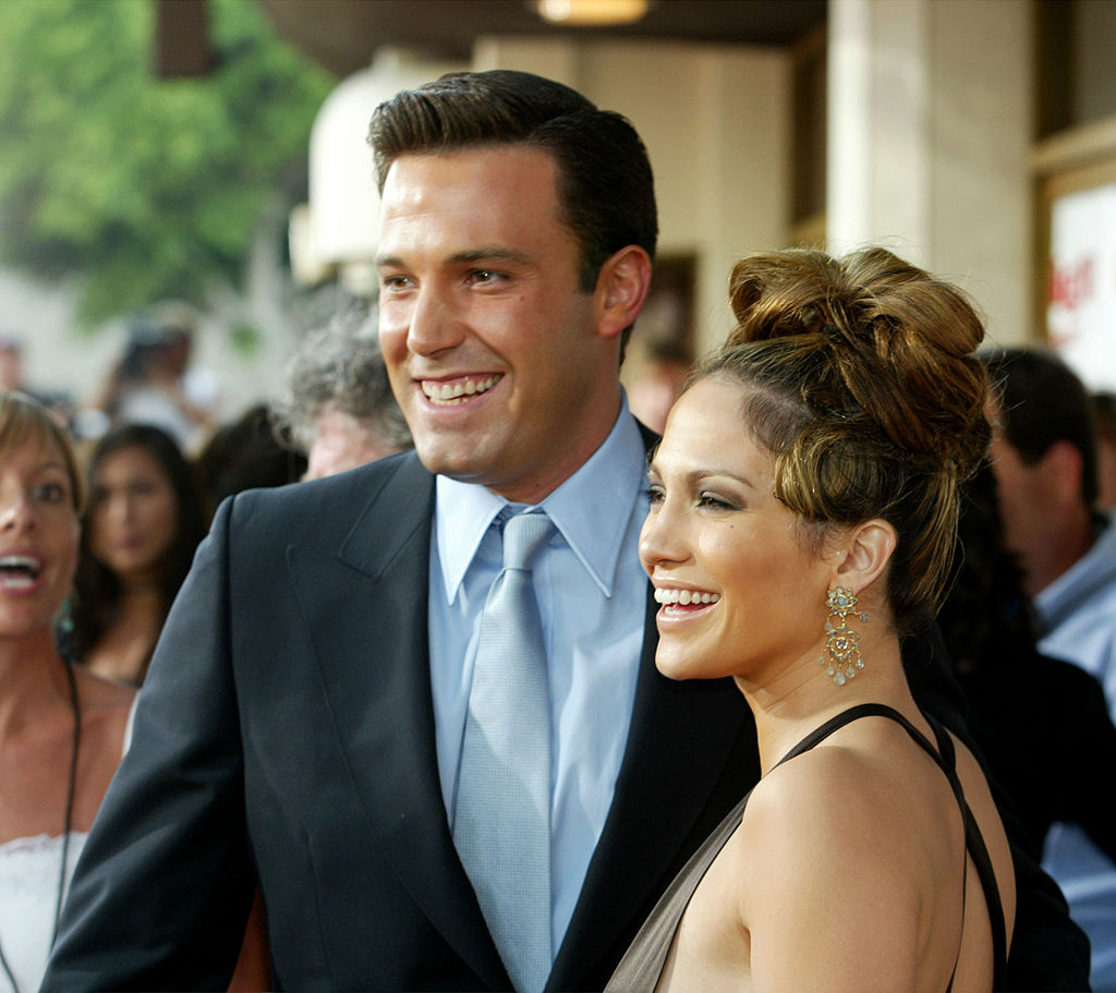 19. Ben Affleck and Jennifer Lopez