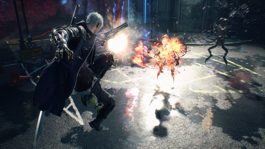 10. 'Devil May Cry 5'