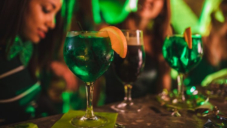 6 St. Patrick's Day Cocktails That'll Make You Feel Luckier Than A Leprechaun