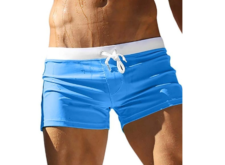 Cocobla Boxer Brief Swim Trunks