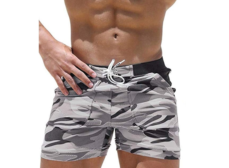 Vicbovo Clearance Camo Board Shorts