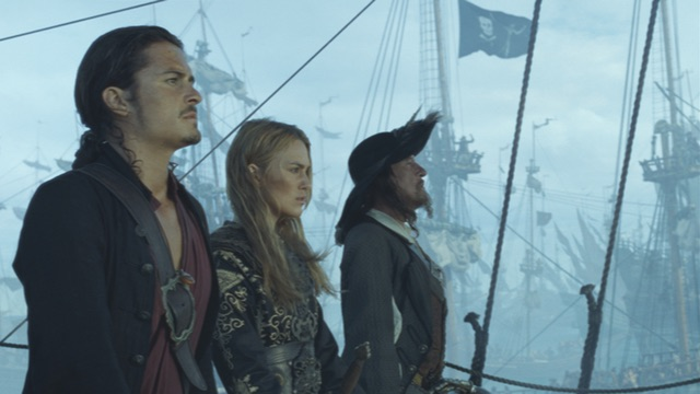 3. 'Pirates of the Caribbean: At World's End' (2007)