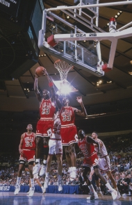 Bulls vs. Knicks (1990s)