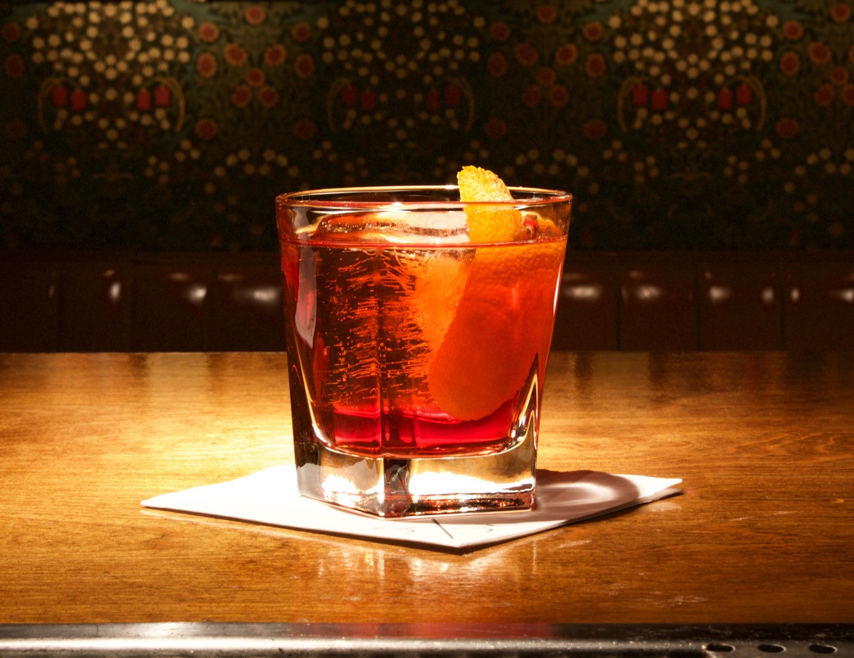 The Insanely Good Negroni