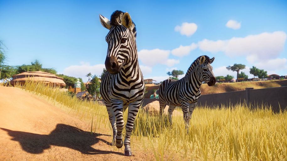 'Planet Zoo' forces players to learn from the mistakes of real zoos.