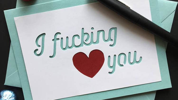 For Couples Who F*cking Love Each Other